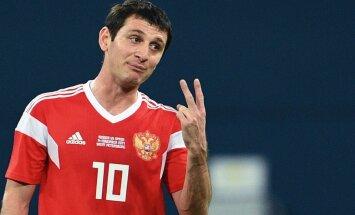Сборная России — худшая команда среди всех участников ЧМ-2018 по футболу