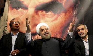 Ar jaunā Irānas prezidenta ievēlēšanu pasaule saista cerības uz pārmaiņām