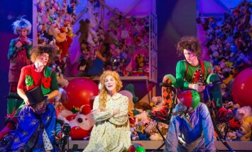 Dailes teātris jaunā mācību gada sākumu svinēs ar izrādi 'Pīters Pens'