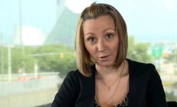 Gadiem gūstā Ohaio turētās sievietes pateicas sabiedrībai par atbalstu