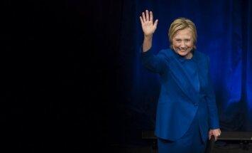Klintone atzīst, ka pēc zaudējuma viņai 'gribējies vairs nekad neiziet no mājas'
