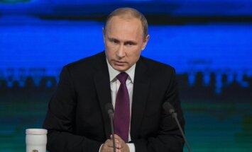 """Путин: Россию удалось спасти от """"югославского сценария"""""""