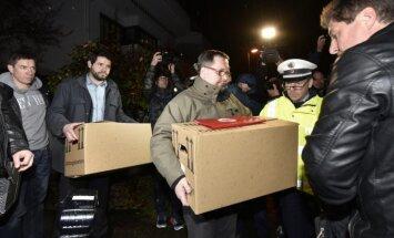 Policija 'Germanwings' pilota mājā atradusi 'nozīmīgu pavedienu'