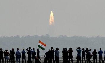 Indija un Ķīna draud apdzīt ASV un Krieviju kosmosa sacīkstēs