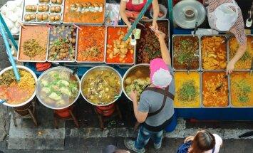 No Vjetnamas līdz Kubai: ēdieni, ko vērts kaut reizi nobaudīt dažādās pasaules malās