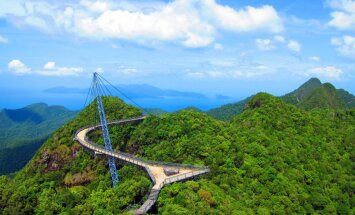 Ducis fantastisku un pārsteidzošu tiltu no visas pasaules