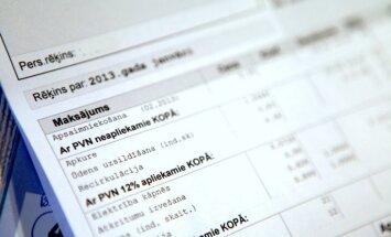 В Риге выросла комиссия за оплату квартирного счета в Maxima