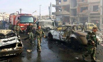 ASV panākušas provizorisku vienošanos ar Krieviju par pamieru Sīrijā
