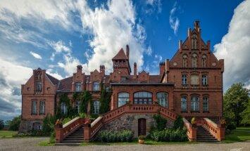 ТЕСТ: Проверь себя! В каких странах Балтии находятся эти замки и поместья?