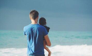 Vai tikai tēva paspārnē audzis bērns izaugs par 'normālu' sabiedrības locekli