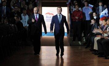 Paziņots Krievijas prezidenta vēlēšanu datums
