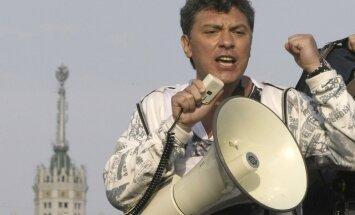 Putina 'Jaunkrievijas' projektu slēdz, paziņo Ņemcovs