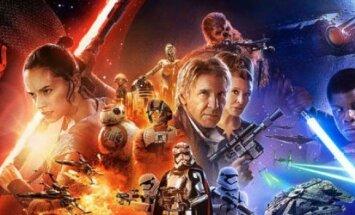 Filmas 'Star Wars. Spēks mostas' labdarības seansā vāks naudu ģimenēm ar smagi slimiem bērniem