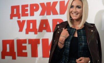 Olga Buzova noliedz, ka būtu stulba