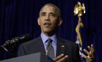 Obama: Tramps nav piemērots kļūšanai par prezidentu