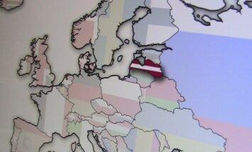 Kijevā, atzīmējot Eiropas Valodu dienu, popularizē latviešu valodu un kultūru