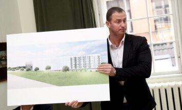 Nevar neizsniegt būvatļauju, ja 'Depo' projekts atbilst noteikumiem, taisnojas Jelgavas dome