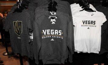 Lasvegasas 'Golden Knights' NHL sezonu iesāks bez kapteiņa