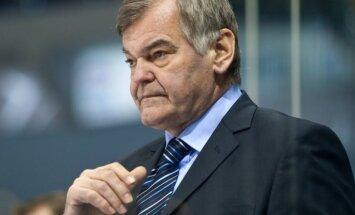 Vujteks gatavojas turpināt darbu ar Slovākijas hokeja izlasi