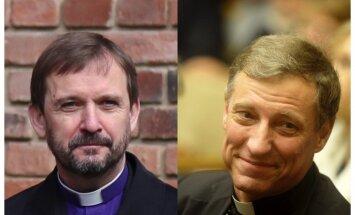 Aizmigusī Latvija, forsmažors un Jēzus kā homofobs – ko arhibīskapi teikuši Lieldienās