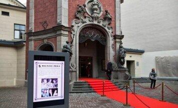 Ceturtdien sāksies kinofestivāls 'Baltijas pērle'