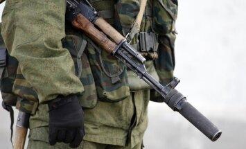 Nakts Krimā aizvadīta saspringta, bet uzbrukumu nav bijis