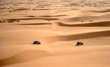 Saukāna ekipāža 'Africa Eco Race' rallijreidu noslēdz kopvērtējuma septītajā vietā
