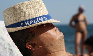 Российские авиакомпании сократили число рейсов в Крым