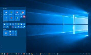 """Как заменить эти уродливые синие """"обои"""" в неактивированной Windows 10?"""