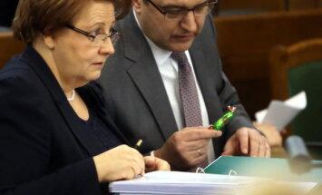 TV3: Советник министра Рейрса предлагал сотруднику БПБК взятку в миллион евро