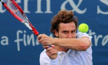 Gulbis pirms Kualalumpuras turnīra pozīciju ATP rangā nemaina