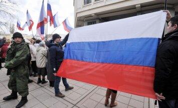 Krimas pievienošana Krievijai izmaksātu ap pieciem miljardiem ASV dolāru