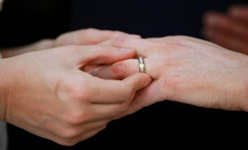 Pērn baznīcās noslēgtas 2210 laulības