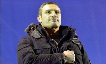 Кличко вызвал Януковича на ринг из-за договоренностей с Путиным