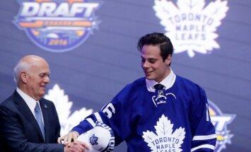 Американец Мэттьюс— первый номер драфта НХЛ, в топ-5— сразу три финна