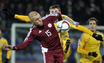 Latvijas futbolisti ar bālu sniegumu noslēdz EURO 2016 kvalifikāciju un sasniedz antirekordu