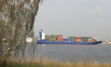 Latvijas preču eksports deviņos mēnešos audzis par 9,5%; imports – par 16,5%