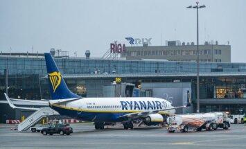 'Ryanair' izziņo jaunu tiešo lidojumu maršrutu no Rīgas uz Prāgu