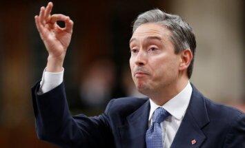 Vizītē Latvijā ierodas Kanādas starptautiskās tirdzniecības ministrs