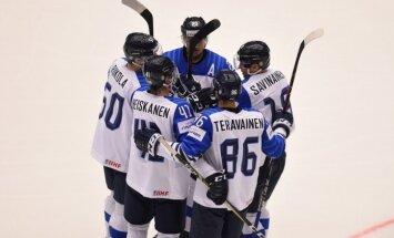 IIHF nenopietnais rangs: vikipēdijā teikts, ka Aho ir zviedru aizsargs
