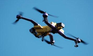 Divu gadu laikā pie ieslodzījuma vietām reģistrēti ap 30 neatļauti dronu lidojumi