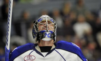 Gudļevska pārstāvētā 'Crunch' izcīna pirmo uzvaru AHL Kaldera kausa finālsērijā
