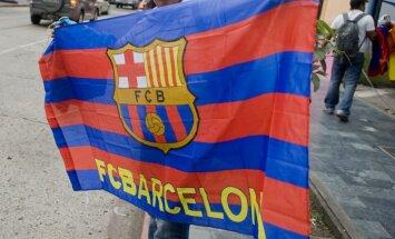 Par metāllūžņu tirgotāja 'Aerons' īpašnieku kļuvis Sarkandaugavā reģistrēts 'Barcelona' fanu klubs