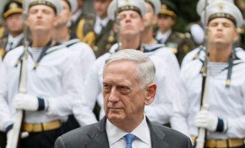 ASV sola stiprināt Ukrainas armiju un saglabāt Krievijai noteiktās sankcijas