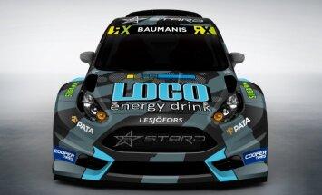 Jānis Baumanis šajā 'World RX' sezonā pārstāvēs Austrijas komandu 'STARD'