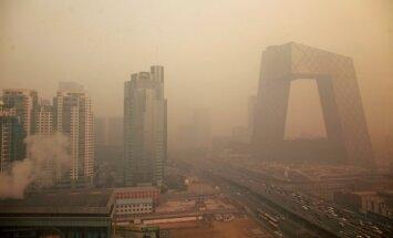 Pētnieki: gaisa piesārņojums samazina intelektuālās spējas