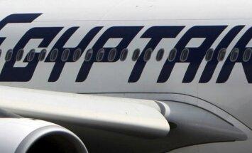 Vidusjūrā atrasta otra 'EgyptAir' lidmašīnas 'melnā kaste'