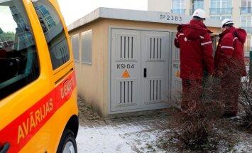 AS 'Sadales tīkls' pakāpeniski atjauno elektrotīklu Mārupes, Ķekavas, Olaines un Baldones novados