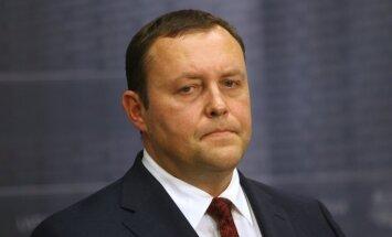Iekšlietu ministrs Kozlovskis kandidēs uz Futbola federācijas prezidenta amatu