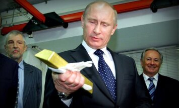 Bloomberg оценил влияние слов Путина на решения Банка России